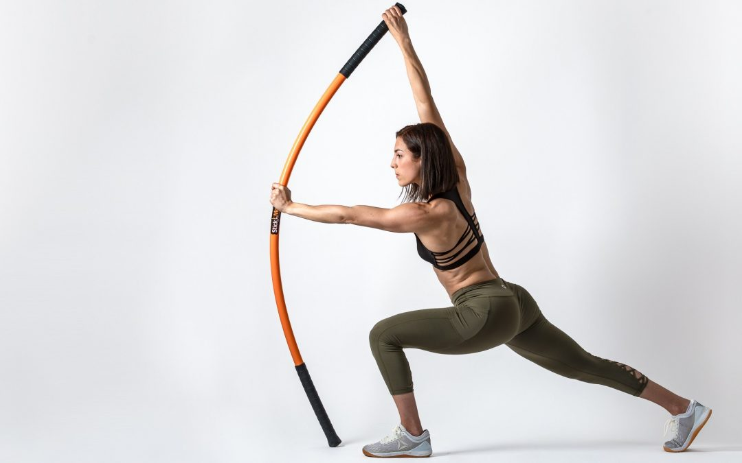 Yoga Journal Tried It: Stick Mobility